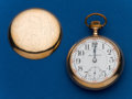 Timepieces:Pocket (post 1900), Illinois, 18 Size, Two Tone, 17 Jewel. ...