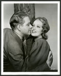 "Movie Posters:Musical, Jeanette MacDonald and Nelson Eddy in ""Sweethearts"" by Virgil Apger (MGM, 1938). Photos (2) (8"" X 10"") and (5) (9.5"" X 7.25""... (Total: 7 Items)"