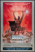 "Movie Posters:Animated, Heavy Metal (Columbia, 1981). One Sheet (27"" X 41"") Style B. Animated.. ..."