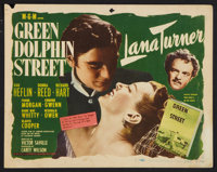 "Green Dolphin Street (MGM, 1947). Title Lobby Card (11"" X 14""). Adventure"