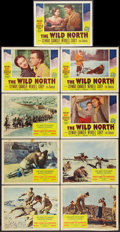 """Movie Posters:War, They Came to Cordura Lot (Columbia, 1959). Lobby Cards (17) (11"""" X14""""). War.. ... (Total: 17 Items)"""