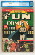 Golden Age (1938-1955):Superhero, More Fun Comics #52 (DC, 1940) CGC GD/VG 3.0 Cream to off-white pages....