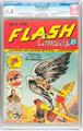 Flash Comics #2 Mile High pedigree (DC, 1940) CGC NM 9.4 White pages