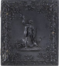 """Photography:Ambrotypes, Black Sixth Plate Thermoplastic Case """"The Hunter.""""..."""