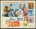 "Movie Posters:Adventure, Adventure Lot (Various, 1963-1979). Half Sheet (22"" X 28"") andBritish Lobby Card Set (11"" X 14"") Set. Adventure.. ... (Total: 9Items)"