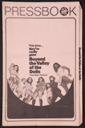 "Movie Posters:Sexploitation, Beyond the Valley of the Dolls and Other Lot (20th Century Fox,1970). Pressbooks (2) (Multiple Pages) (9"" x 13.75"") and... (Total:2 Items)"