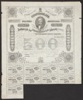 Confederate Notes:Group Lots, Ball 192 Criswell 124 $500 1863 Bond Very Good.. ...