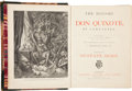 Books:Fiction, Miguel Cervantes. The History of Don Quixote. Illustrated byGustave Dore. London: Cassell, Petter, and Galpin,...
