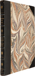 Books, Maurice Leloir [illustrator] and Jerôme Doucet. La Chanson desMois. Reims: L. Michaud, 1904.. First edition, limi...
