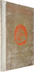 Books:Signed Editions, Kahlil Gibran. Twenty Drawings. New York: Alfred A. Knopf,1919.. Special edition limited to 100 copies, of which ...