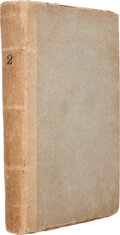 Books:First Editions, [Alexander Hamilton, James Madison, and John Jay]. The Federalist: A Collection of Essays, Written in Favour of the New ...
