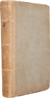 [Alexander Hamilton, James Madison, and John Jay]. The Federalist: A Collection of Essays, Written in Favour of