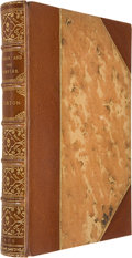 Books:First Editions, Richard F. Burton. Vikram and the Vampire. London: Longmans,Green, and Co., 1870. First edition. Sixteen plates. La...
