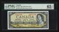 Canadian Currency: , BC-33a $20 Devil's Face Portrait 1954 . ...