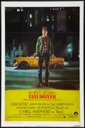 """Movie Posters:Crime, Taxi Driver (Columbia, 1976). One Sheet (27"""" X 41""""). Crime.. ..."""