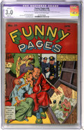 Golden Age (1938-1955):Miscellaneous, Funny Pages #36 (Centaur, 1940) CGC Apparent GD/VG 3.0 Slight (A) Cream to off-white pages....