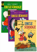 Bronze Age (1970-1979):Cartoon Character, Uncle Scrooge Group (Gold Key, 1965-77).... (Total: 6 Comic Books)