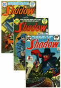 Bronze Age (1970-1979):Miscellaneous, The Shadow #1-12 Group (DC, 1973-75) Condition: Average VG+....(Total: 21 Comic Books)