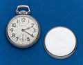 Timepieces:Pocket (post 1900), Hamilton, Military 992B. ...
