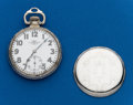 Timepieces:Pocket (post 1900), Ball, 21 Jewel, Official Standard, #B621139. ...