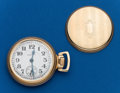 Timepieces:Pocket (post 1900), Hampden, 16 Size, 23 Jewel, Grade 104. ...