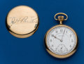 Timepieces:Pocket (post 1900), Burlington, 21 Jewel, 16 Size. ...