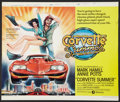 """Movie Posters:Action, Corvette Summer (MGM, 1978). Half Sheet (22"""" X 26""""). Action.. ..."""