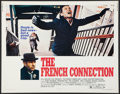 """Movie Posters:Action, The French Connection (20th Century Fox, 1971). Half Sheet (22"""" X 28""""). Action.. ..."""