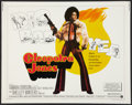 "Movie Posters:Blaxploitation, Cleopatra Jones (Warner Brothers, 1973). Half Sheet (22"" X 28""). Blaxploitation.. ..."