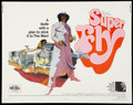 "Movie Posters:Blaxploitation, Super Fly (Warner Brothers, 1972). Half Sheet (22"" X 28""). Blaxploitation.. ..."