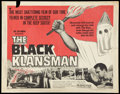 "Movie Posters:Exploitation, The Black Klansman Lot (U.S. Films Inc., 1966). Half Sheets (2) (22"" X 28""). Exploitation.. ... (Total: 2 Items)"