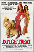 """Movie Posters:Adult, Dutch Treat (ASOM Distributing, 1977). One Sheet (27"""" X 41""""). Adult.. ..."""