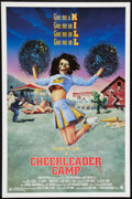 """Movie Posters:Horror, Cheerleader Camp (Prism Entertainment, 1988). One Sheet (27"""" X41""""). Horror.. ..."""