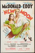 "Movie Posters:Musical, New Moon (MGM, 1940). One Sheet (27"" X 41"") Style C. Musical.. ..."
