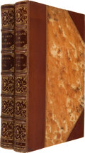 Books:First Editions, Richard F. Burton. The Land of Midian (Revisited). London:C. Kegan Paul & Co., 1879.. First edition. Two octa...