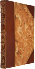 Books:First Editions, [Richard Burton, editor.] Randolph B. Marcy. The PrairieTraveller, a Hand-Book for Overland Expeditions.London...