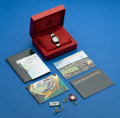 Timepieces:Wristwatch, Rolex, Ladies Steel Oyster Perpetual Date, With Box & Papers,circa 2002. ...