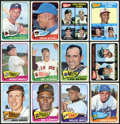 Baseball Cards:Sets, 1965 Topps Baseball Complete Set (598)....