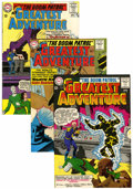 Silver Age (1956-1969):Adventure, My Greatest Adventure #80 and 83 Group (DC, 1963).... (Total: 3 Comic Books)