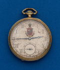Timepieces:Pocket (post 1900), South Bend, 19 Jewel, Grade 429. ...