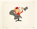 Animation Art:Production Cel, Dudley Do-Right Animation Production Cel Original Art (JayWard Productions, c. 1969)....