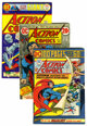 Action Comics Group (DC, 1972-80) Condition: Average VF+.... (Total: 24 Comic Books)