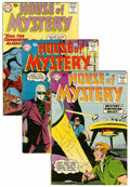 Silver Age (1956-1969):Horror, House of Mystery Group (DC, 1959-66) Condition: Average VG....(Total: 10 Comic Books)