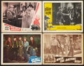 """Movie Posters:Western, Bad Men of Tombstone Lot (Allied Artists, 1949). Lobby Cards (4) (11"""" X 14""""). Western.. ... (Total: 4 Items)"""