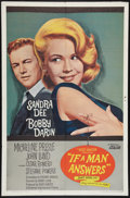 """Movie Posters:Comedy, If a Man Answers (Universal International, 1962). One Sheet (27"""" X 41""""). Comedy.. ..."""
