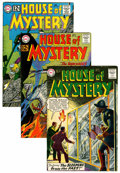 Silver Age (1956-1969):Horror, House of Mystery Group (DC, 1959-63).... (Total: 8 Comic Books)