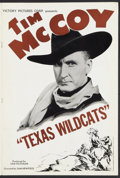"""Movie Posters:Western, Tim McCoy Lot (Victory Pictures, 1939). Pressbooks (4) (12"""" X 18""""). Western.. ... (Total: 4 Items)"""