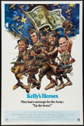 "Movie Posters:War, Kelly's Heroes Lot (MGM, 1970). One Sheets (2) (27"" X 41"") Style A.War.. ... (Total: 2 Items)"