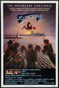 """Movie Posters:Action, Superman II (Warner Brothers, 1981). One Sheet (27"""" X 41""""). Action.. ..."""