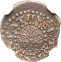 Colonials, 1662 2PENCE Oak Tree Twopence MS62 NGC. Small Date, Crosby 1-A2, Noe-29, R.6. ...